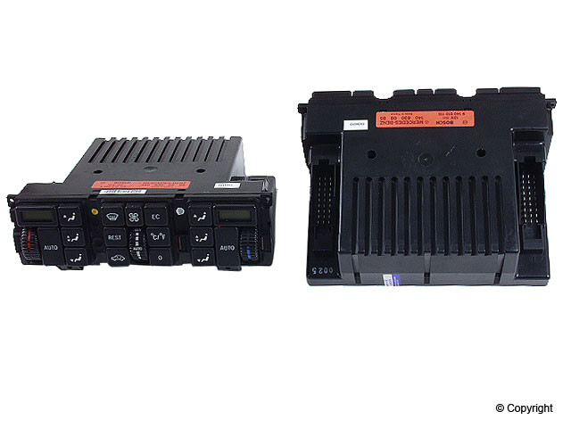 IMC - Programa Remanufactured HVAC Heater Control Unit - IMC 651 33020 789