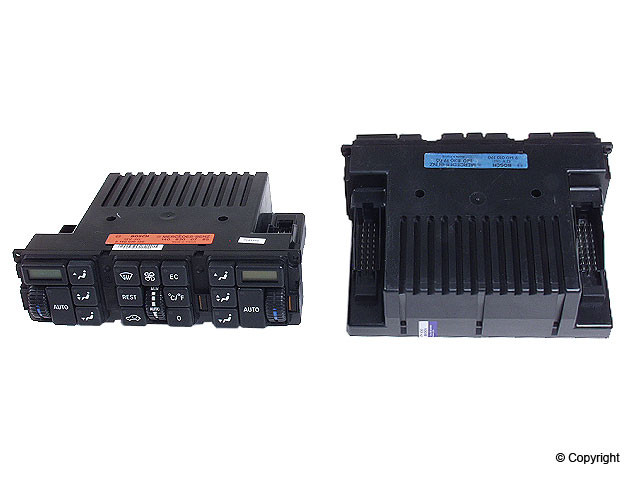 IMC - Programa Remanufactured HVAC Heater Control Unit - IMC 651 33026 789