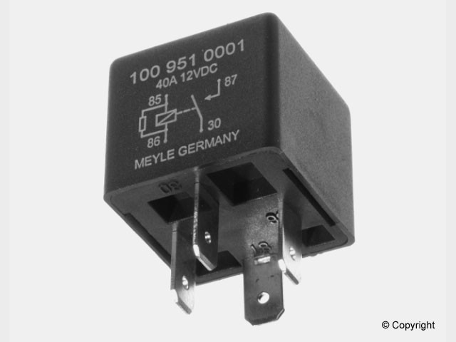IMC - Meyle Heated Seat Relay - IMC 835 43030 500