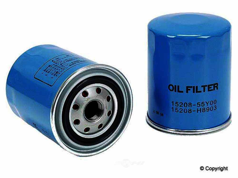 Union -  Sangyo Engine Oil Filter Engine Oil Filter - WDX 091 38004 737