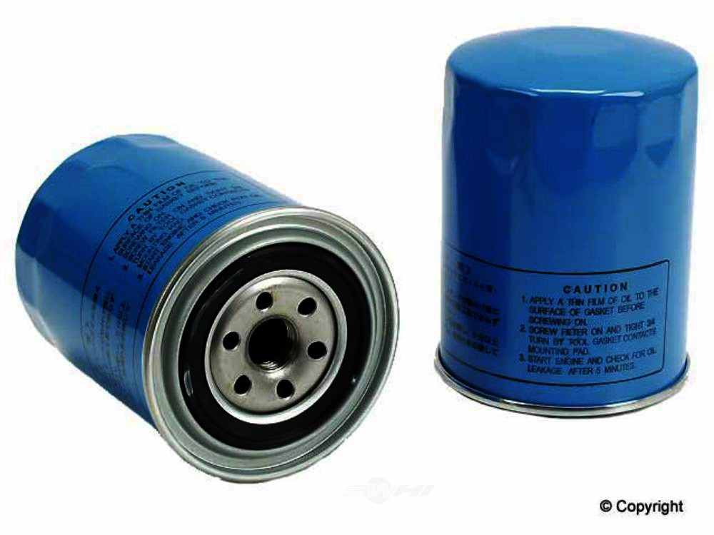 Union -  Sangyo Engine Oil Filter Engine Oil Filter - WDX 091 38006 737