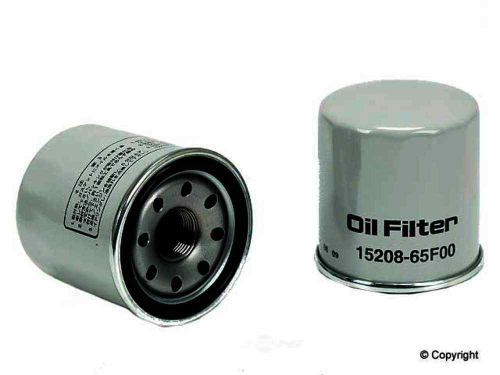 Union -  Sangyo Engine Oil Filter Engine Oil Filter - WDX 091 38005 737