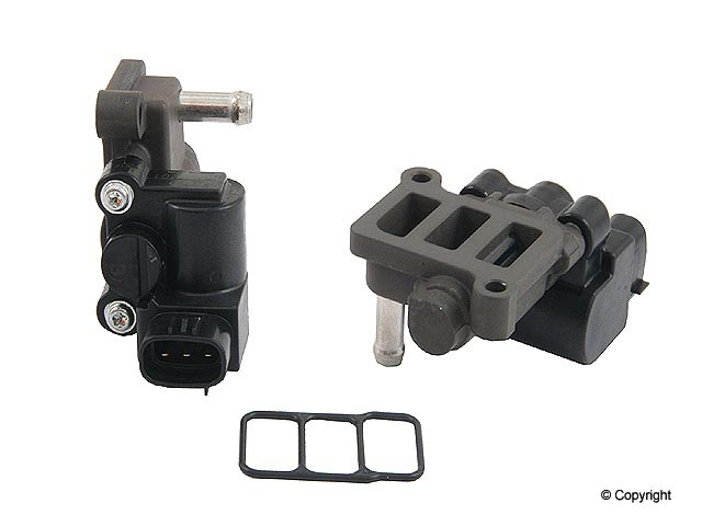 Genuine New - Genuine New Fuel Injection Idle Air Control Valve - WDX 134 21008 002