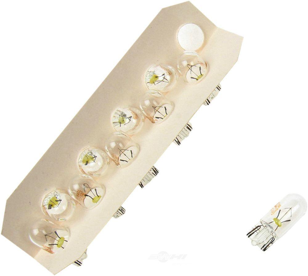 Jahn -  Tail Light Bulb - WDX 882 33027 650