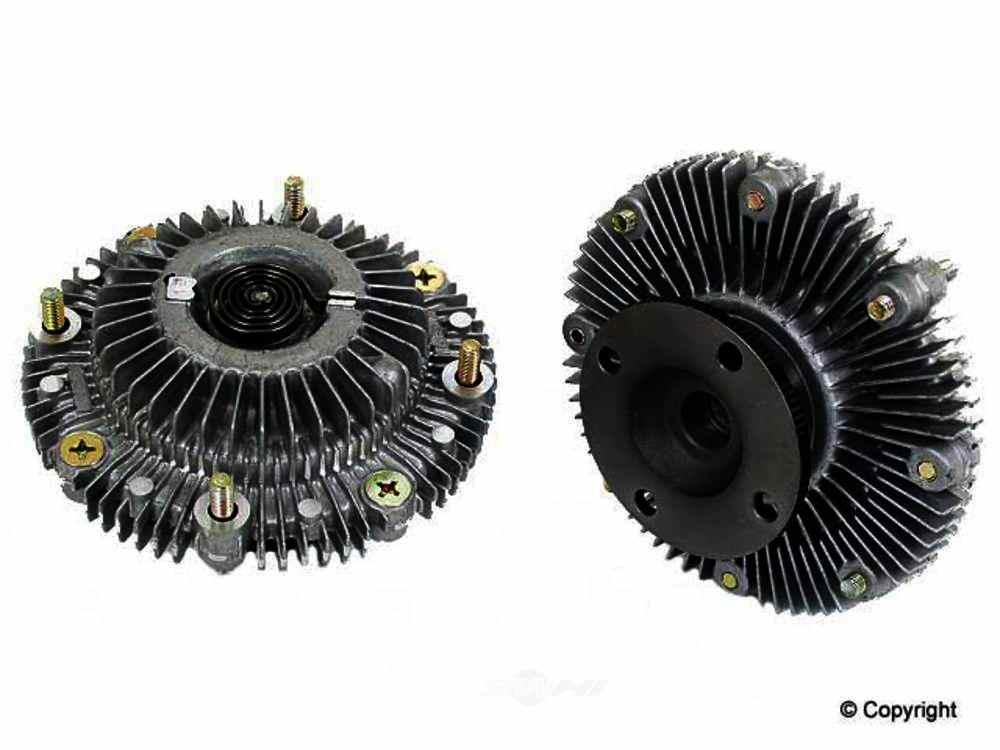 Aisin -  Engine Cooling Fan Clutch Engine Cooling Fan Clutch - WDX 114 51002 034