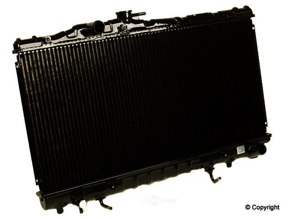 KoyoRad -  Radiator Radiator - WDX 115 51141 309
