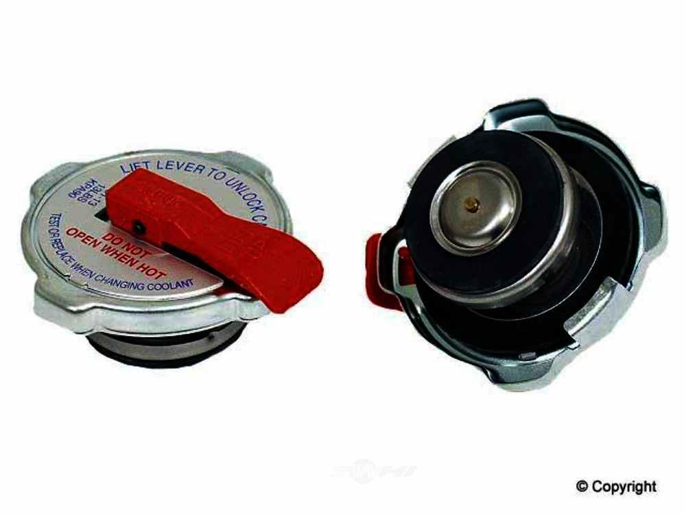 MotoRad -  Radiator Cap Radiator Cap - WDX 118 51008 672