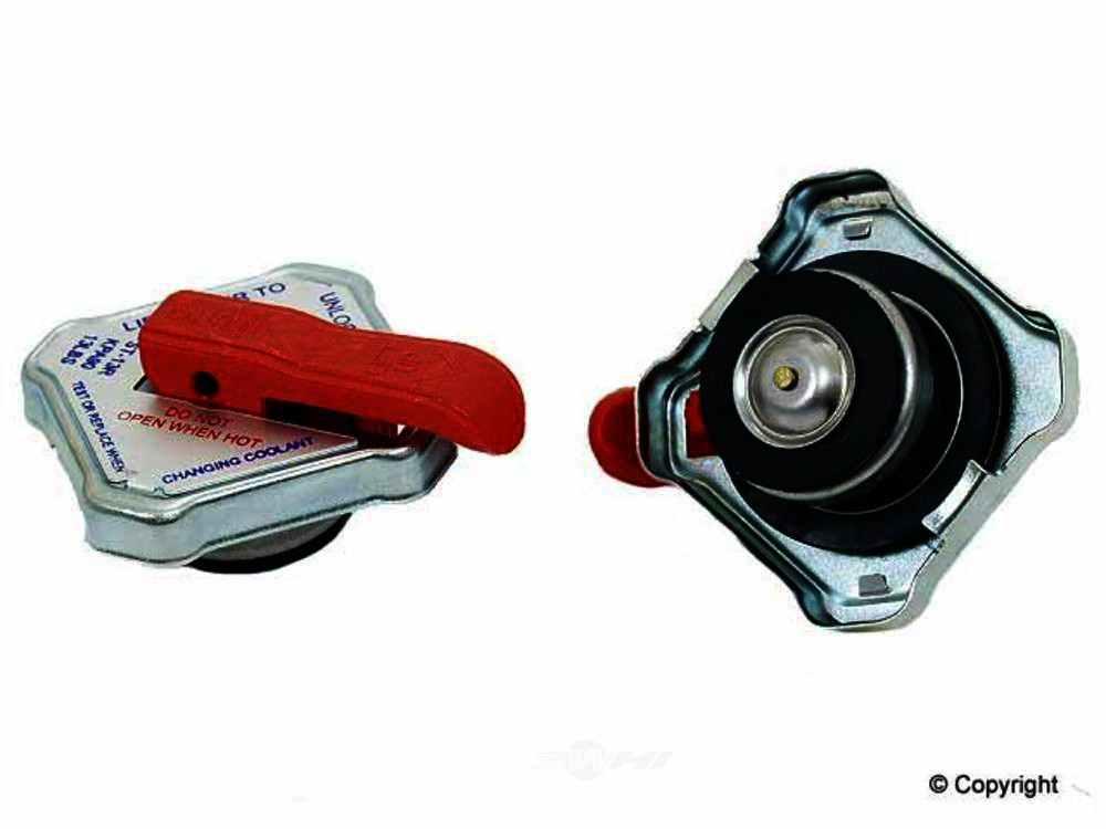 MotoRad -  Radiator Cap Radiator Cap - WDX 118 51011 672