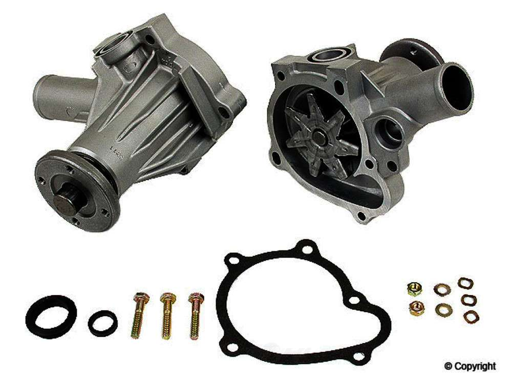 GMB -  Engine Water Pump Engine Water Pump - WDX 112 53004 630