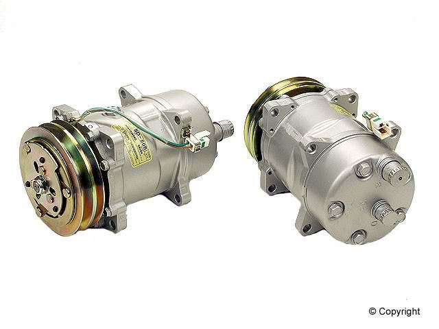 Behr New - Behr New A/C Compressor - WDX 656 54003 148
