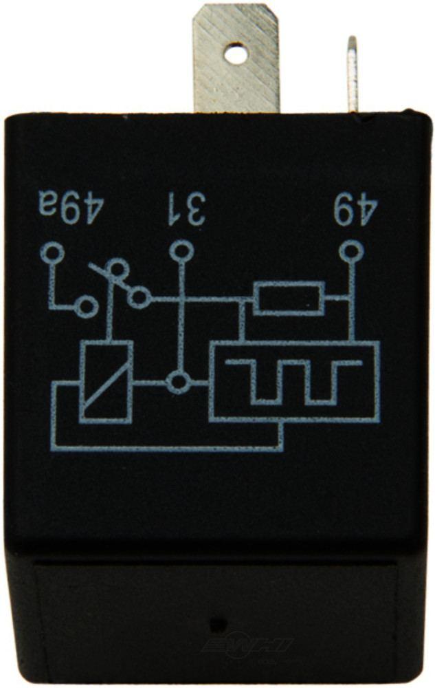URO -  Turn Signal Relay Turn Signal Relay - WDX 835 54005 738