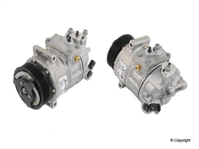 Sanden - Sanden A/C Compressor - WDX 656 54032 073