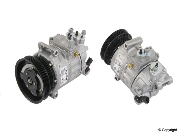 INTERAMERICAN MOTOR CORPORATION - Sanden A\/C Compressor - IMO C14 0356
