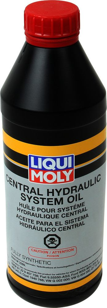 Liqui -  Moly Hydraulic System Fluid - WDX 975 54001 463
