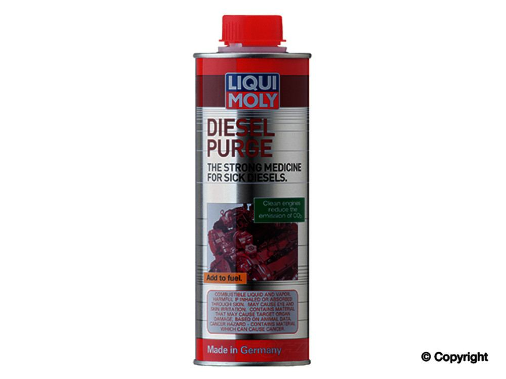 Liqui -  Moly Fuel Additive Fuel Additive - WDX 972 20002 463