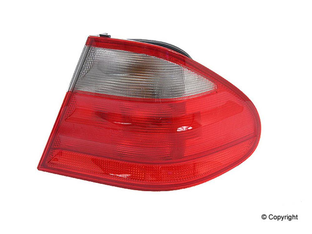 Genuine -  Tail Light Tail Light (Right Outer) - WDX 860 33073 001