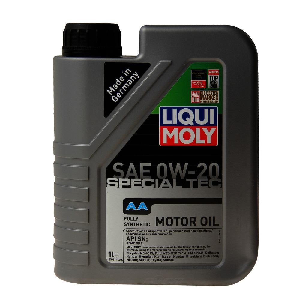 Liqui -  Moly Engine Oil Engine Oil - WDX 970 99052 463