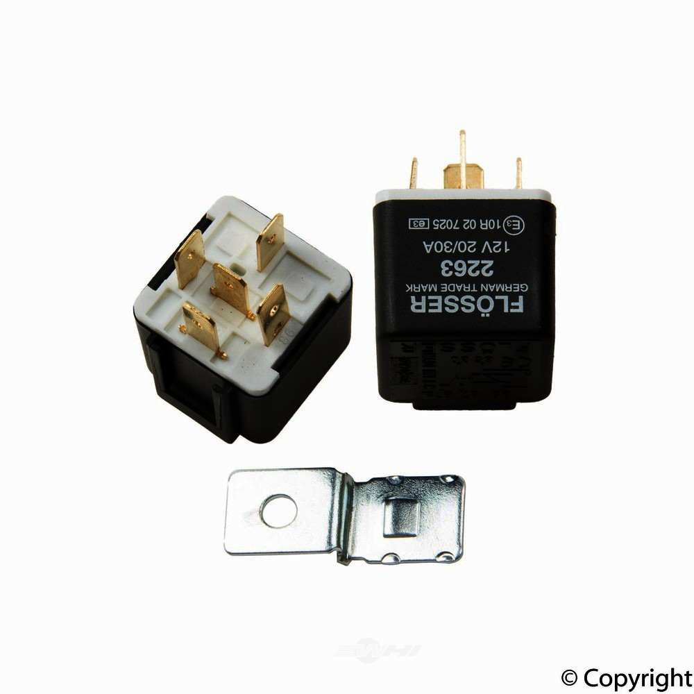 Flosser -  ABS Relay ABS Relay - WDX 835 46016 620