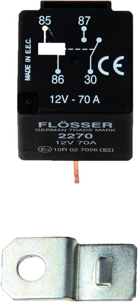 Flosser -  Starter Relay Starter Relay - WDX 835 54039 620
