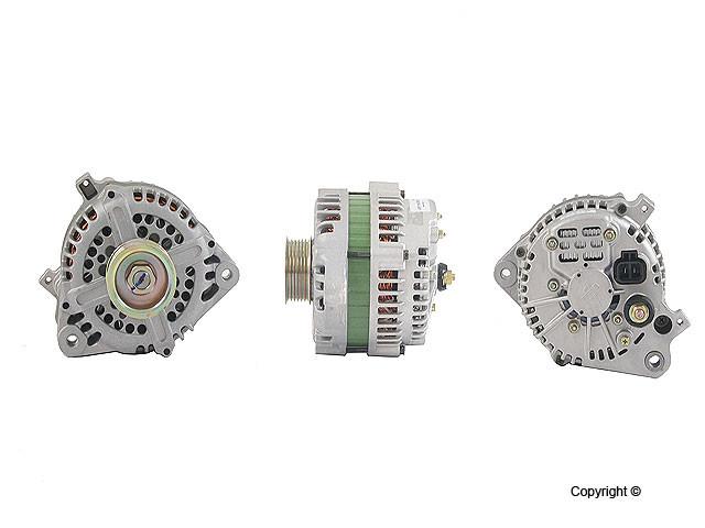 Hitachi Reman - Hitachi Remanufactured Alternator - WDX 701 24008 151