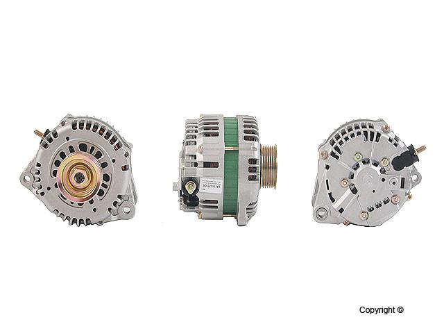 Hitachi Reman - Hitachi Remanufactured Alternator - WDX 701 24001 151