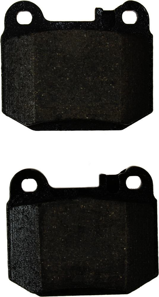 Zimmermann -  Disc Brake Pad Set - WDX 520 08740 398