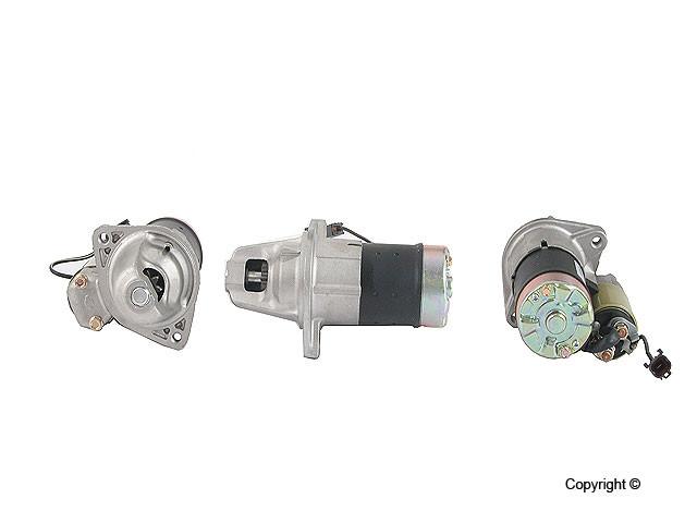 Hitachi Reman - Hitachi Remanufactured Starter Motor - WDX 703 38025 151