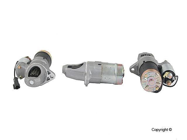 Hitachi Reman - Hitachi Remanufactured Starter Motor - WDX 703 38048 151