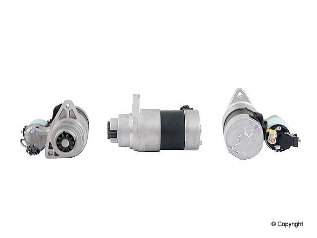 Hitachi Reman - Hitachi Remanufactured Starter Motor - WDX 703 24003 151