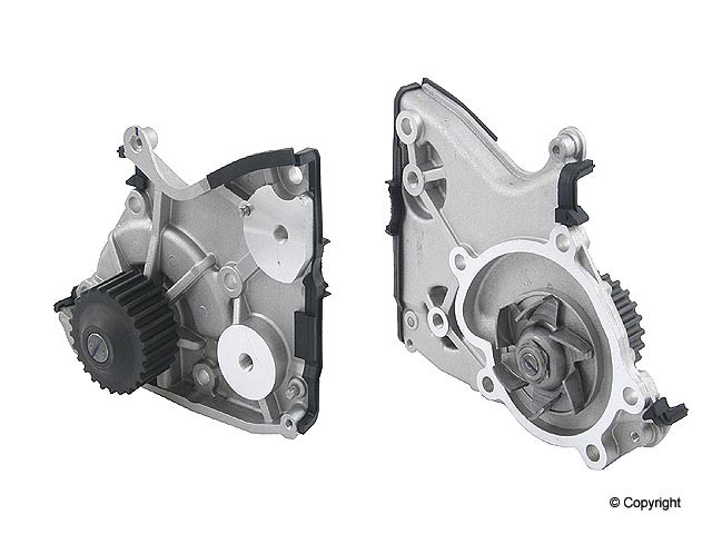 Aftermarket New - Aftermarket New Engine Water Pump - WDX 112 28009 770