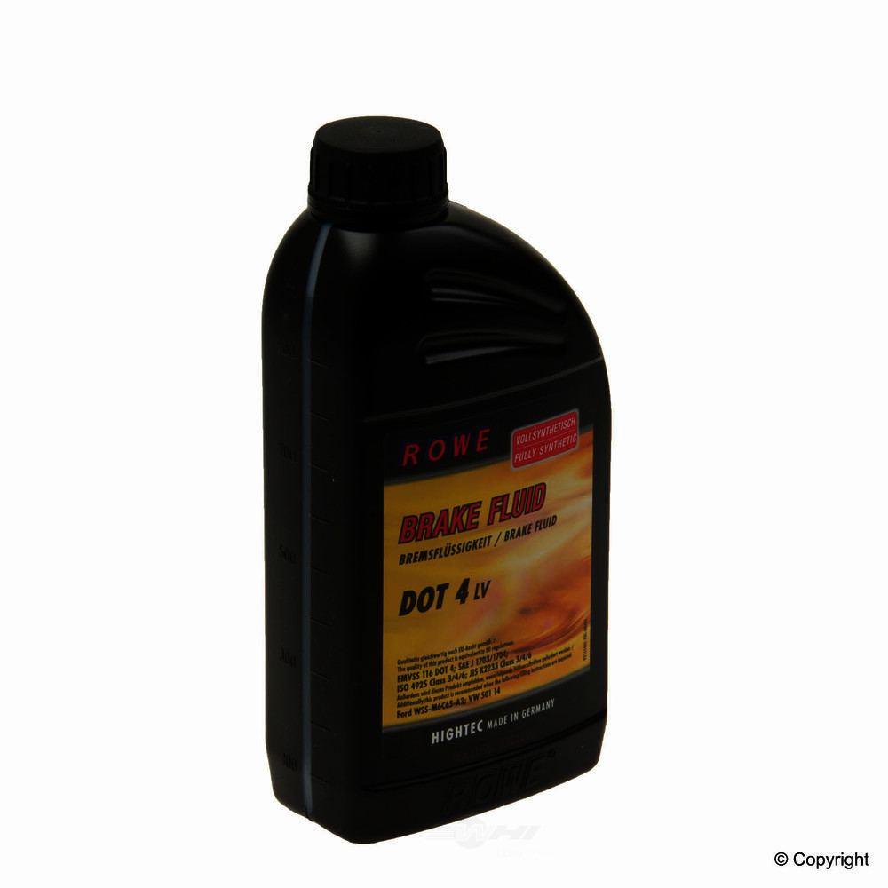 Rowe -  Brake Fluid - WDX 974 99007 176