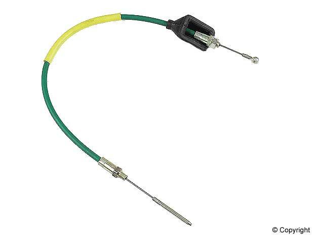 MTC - MTC Auto Trans Shifter Cable - WDX 610 06007 673