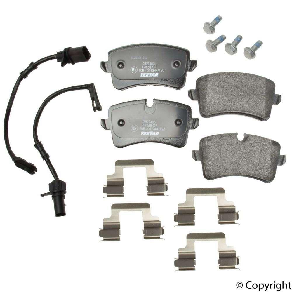 Textar -  Disc Brake Pad Set (Rear) - IMM 25214 03