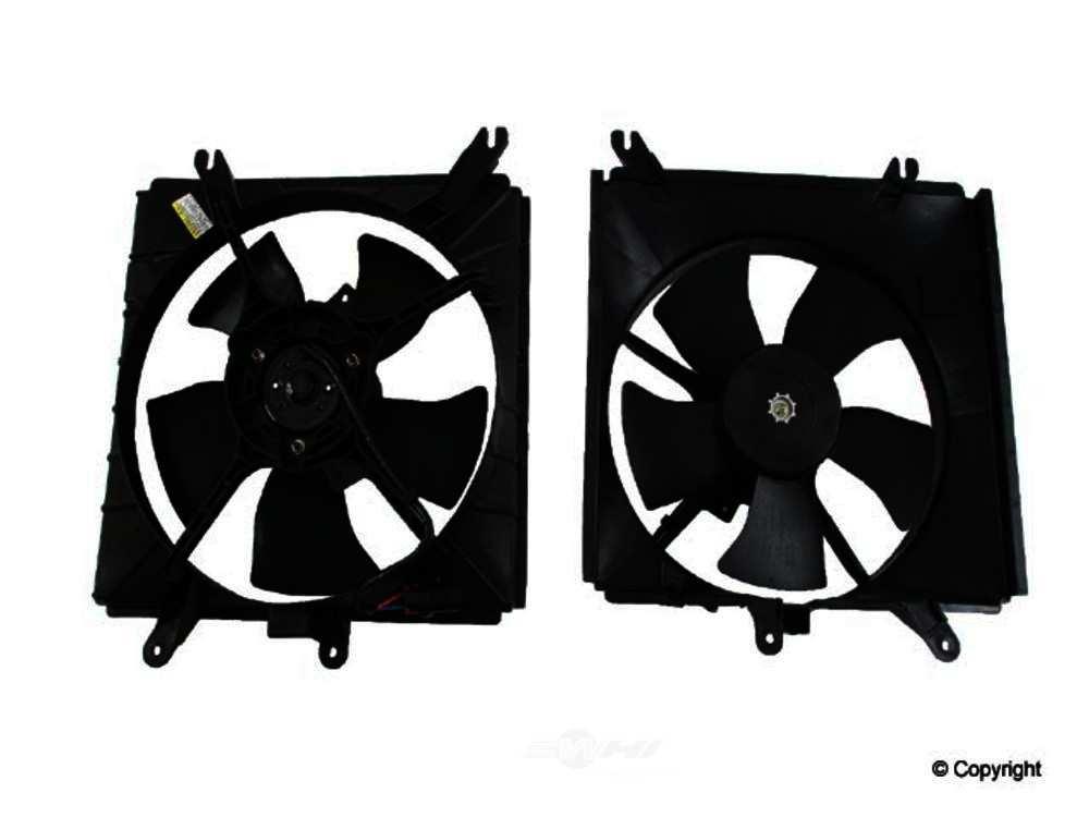 NT -  Engine Cooling Fan Motor - WDX 902 28017 758