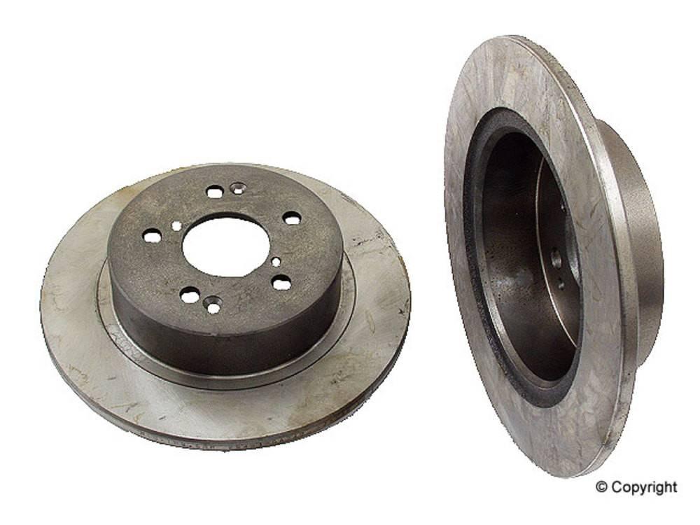 Ikuta -  Disc Brake Rotor (Rear) - IMM 25431 GA240