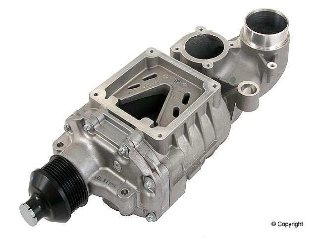 IMC - Genuine Supercharger - IMC 168 33006 001