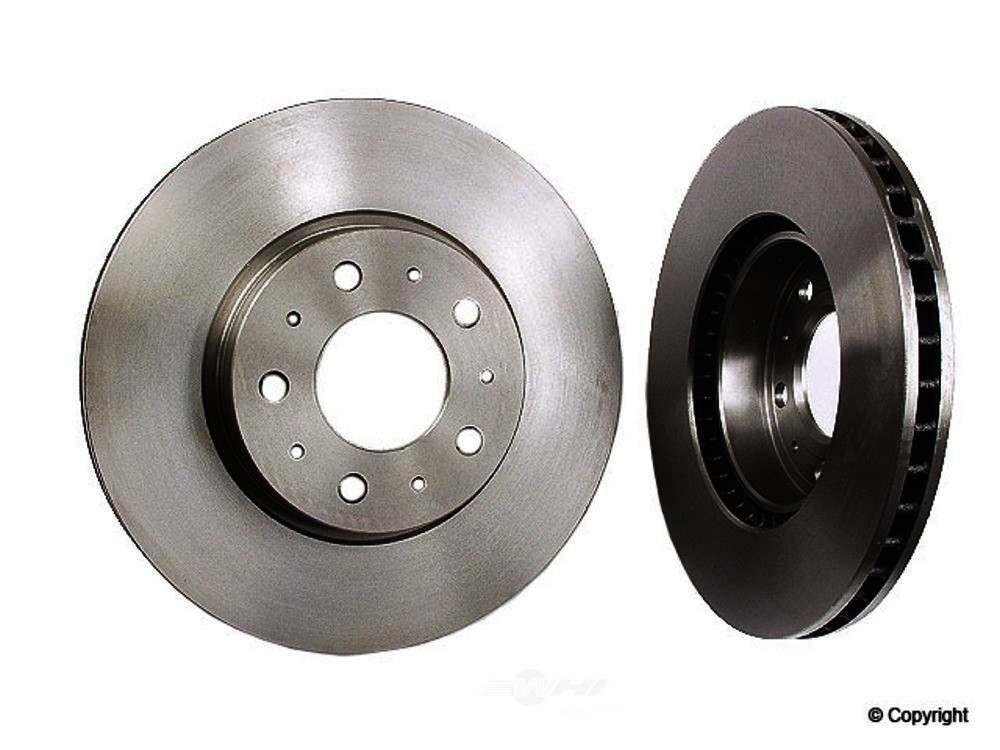 Ate -  Disc Brake Rotor (Front) - WDX 405 53013 237