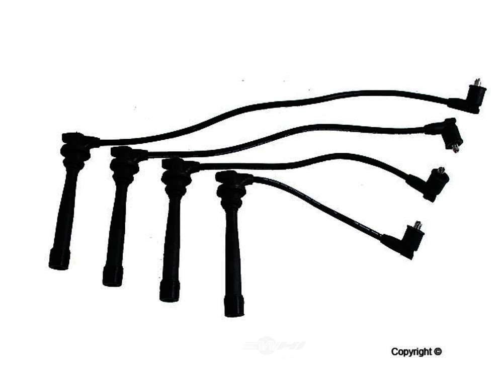 PMC -  Spark Plug Wire Set - WDX 737 28006 686
