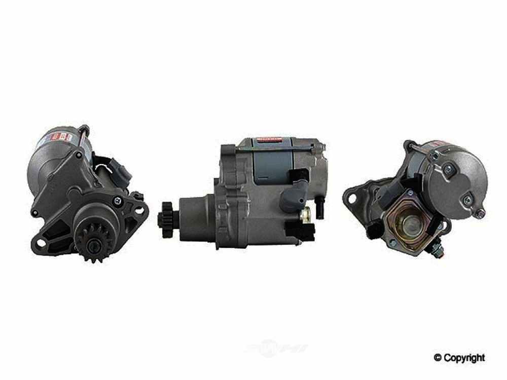 Denso -  Reman Starter Motor Starter Motor - WDX 703 51093 123