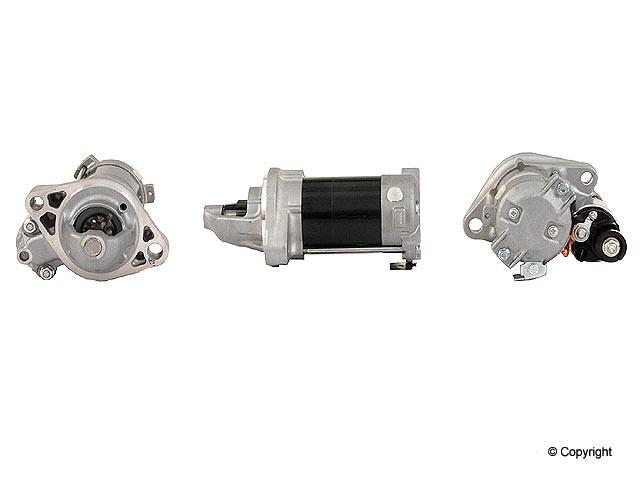 IMC - Denso Remanufactured Starter Motor - IMC 703 01017 123