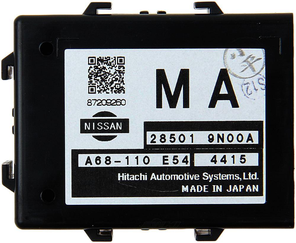 Genuine -  Power Steering Control Module Power Steering Control Module - WDX 850 38002 001