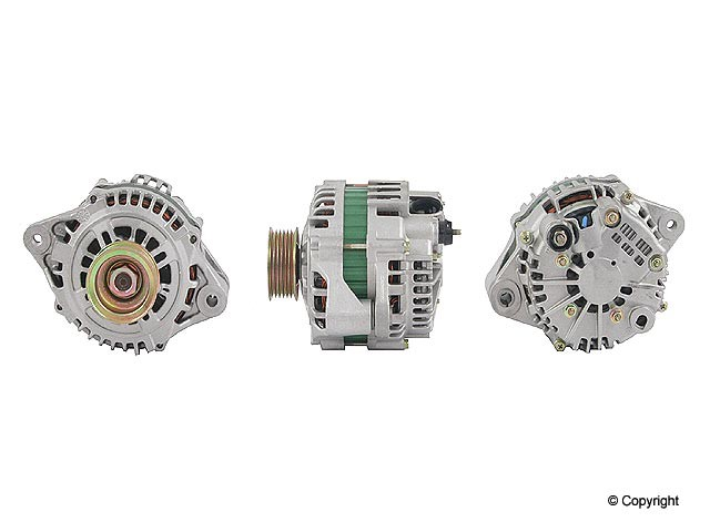Hitachi Reman - Hitachi Remanufactured Alternator - WDX 701 25004 151
