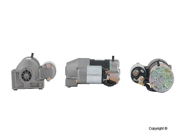 Hitachi Reman - Hitachi Remanufactured Starter Motor - WDX 703 25005 151