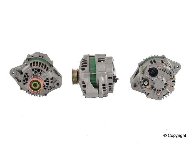 Hitachi Reman - Hitachi Remanufactured Alternator - WDX 701 25011 151