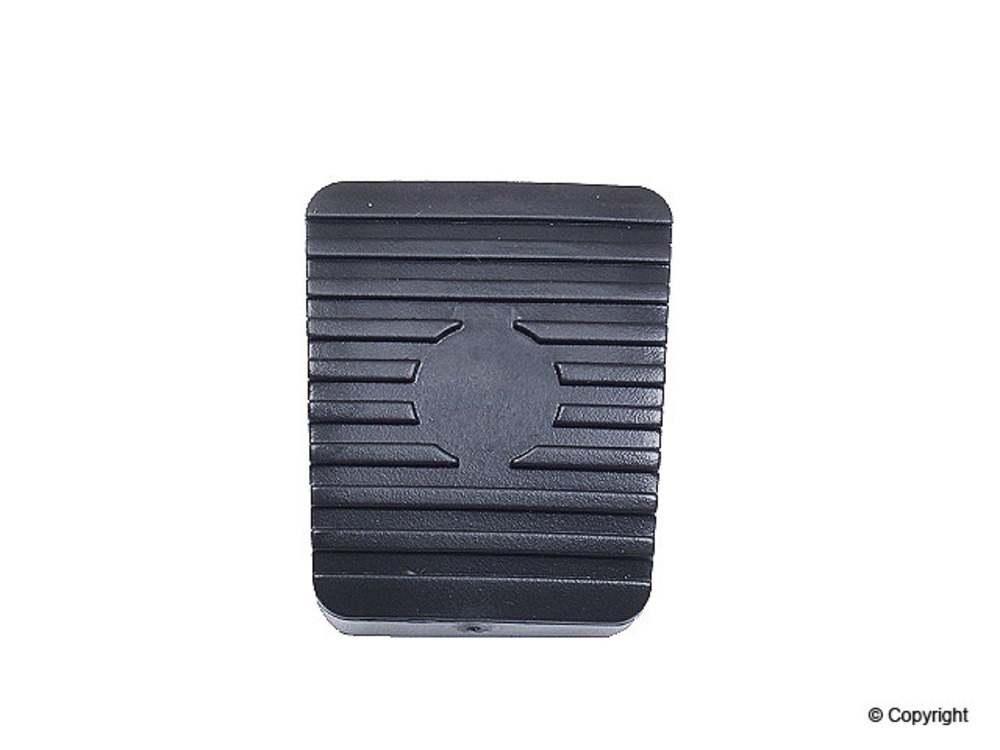 WD EXPRESS - CRP Clutch Pedal Pad - WDX 626 54007 589