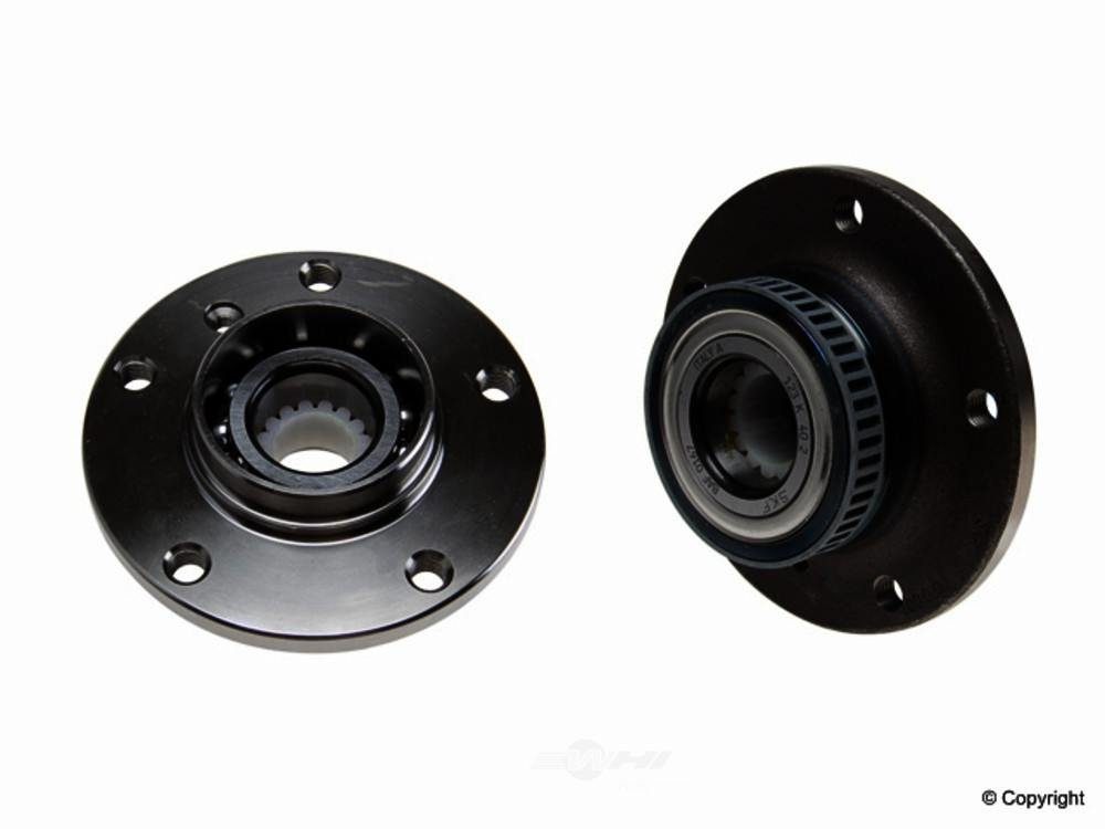 SKF -  Axle Bearing and Hub Assembly (Front) - WDX 397 06010 365