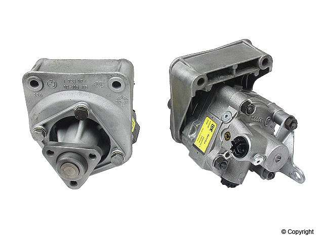 LuK Reman - LuK Remanufactured Power Steering Pump - WDX 161 06017 153