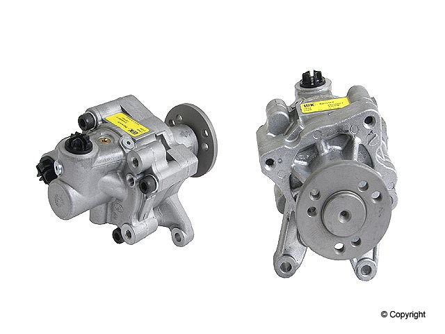 LuK Reman - LuK Remanufactured Power Steering Pump - WDX 161 06022 153
