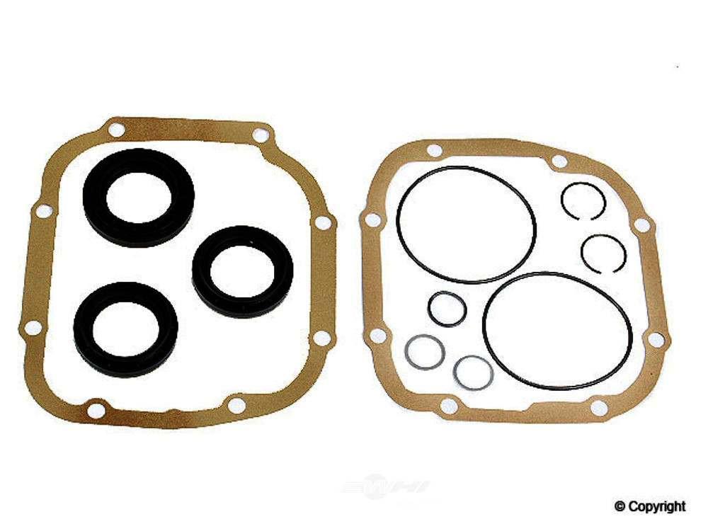 Genuine -  Differential Gasket Set Differential Gasket Set (Rear) - WDX 450 06004 001