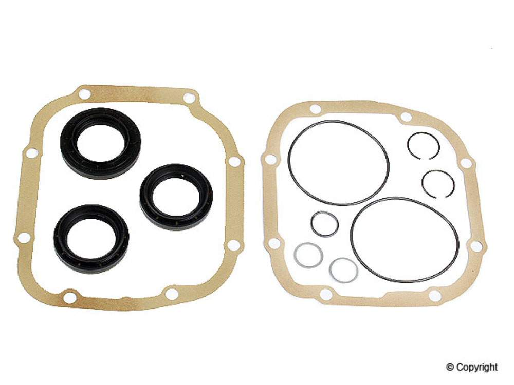 WD EXPRESS - Genuine Differential Gasket Set Differential Gasket Set (Rear) - WDX 450 06004 001